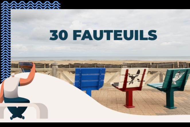 Fauteuil en Seine
